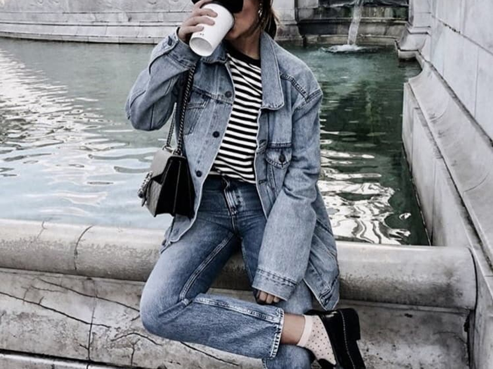 These oversized denim jackets are great for any summer outfit. An oversized denim jacket outfit is a classic and staple look you need to wear.