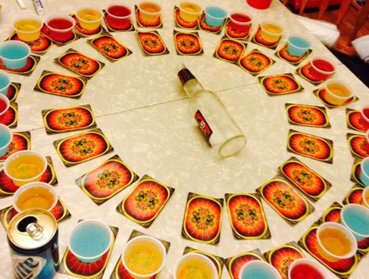 If you're stuck somewhere between needing to be an adult but still wanting to be a kid, check out these adult drinking games that let you do both!
