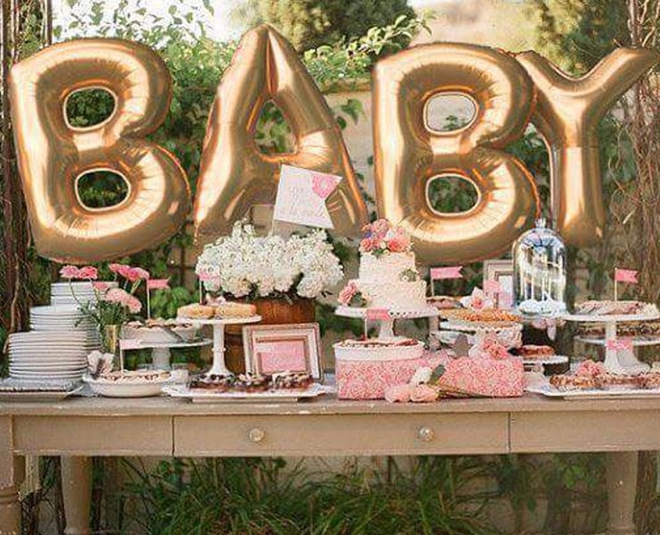 Here are the best possible ways for how to slay your baby shower without going over budget or too over the top with decor.