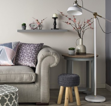 The new look home range is filled with all different types of pieces of furniture that you're going to need for your home or flat!