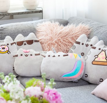 Cat decor is something that every cat lover should own! From cat measuring cups to Pusheen throw blankets, you need all of these items!