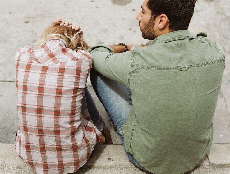 Knwoing hwo to get over someone is tough, but knowing how to get over someone you were never even with is harder. Here are some tips.