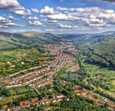 Rhondda is a unique town to grow up in, and there are certain things that only people who grew up there can totally understand.