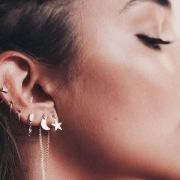 Studs, hoops or both at the same time? Here's our list of jewellery designs, styles and patterns to wear in 2019 to make sure you have the best ear bling.
