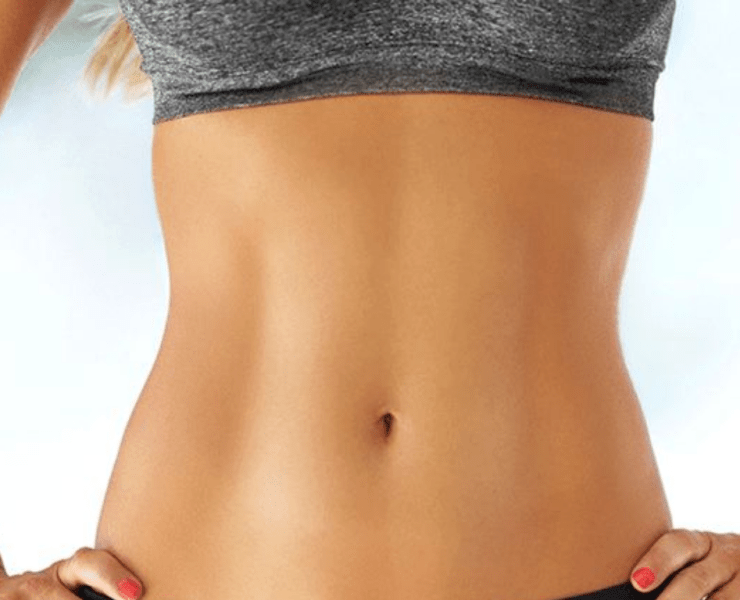 You can tone your stomach in 30 days to get your body ready for this summer! Here are a few tips on how to tone your stomach in 30 days.