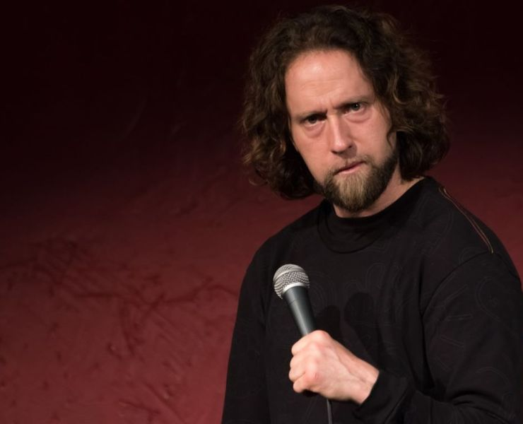 Why Stand-Up Comedy Is The Best First Date