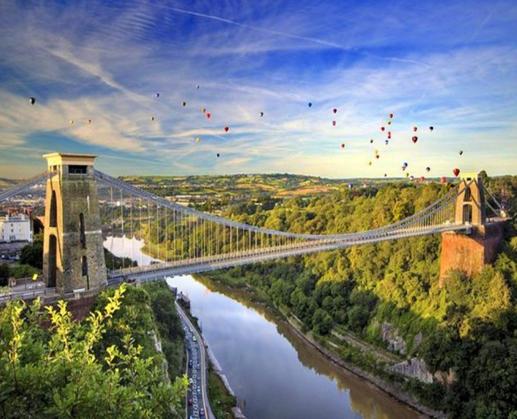 10 Reasons To Fall In Love With Bristol