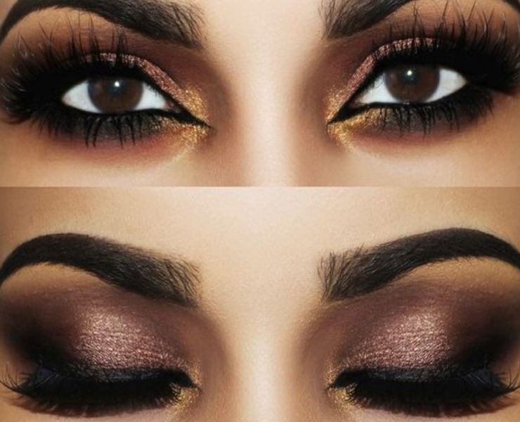 10 Perfect Occasions For The Smokey Eye Look