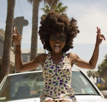 8 Afro Hairstyles Just In Time For Spring
