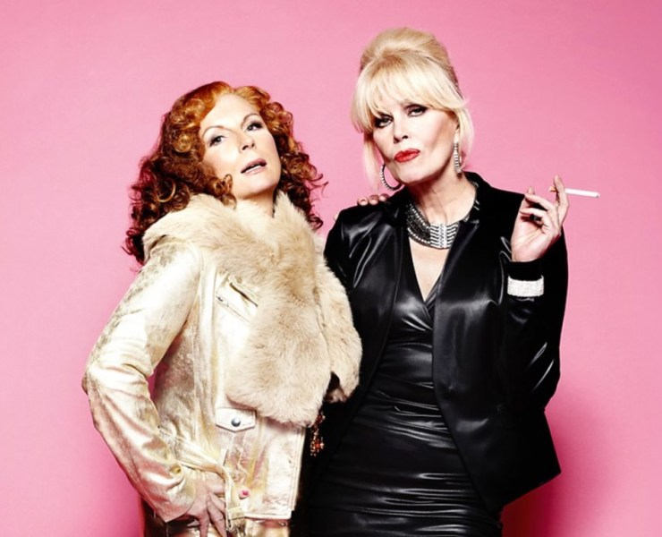 Dear Ab Fab, You Truly Are Absolutely Fabulous