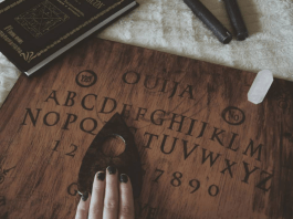A ouija board is like a portal to the spirit world. This is what happened when I used a ouija board for the first time with my boyfriend.