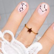 Changing up your nail look is the perfect way to freshen up your style. Your zodiac sign is definitely something you should consider for your nail style!