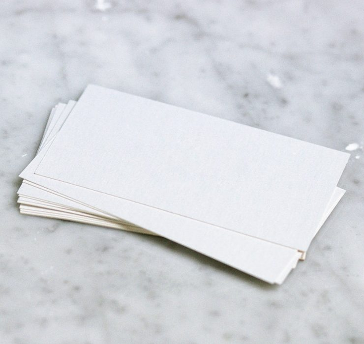 Use your business cards to help you stand out against the crowds whilst job hunting. Here are 8 Tips To Create The Most Effective Business Card Template.