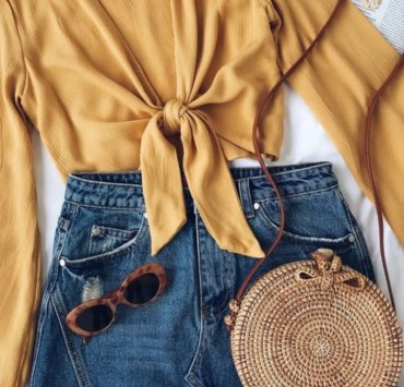 These denim skirt outfits will be all the inspiration that you need this summer. Get ready to start feeling an impulse buy itch!