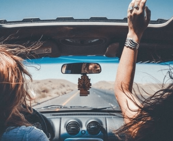 Here are 15 bangin' tunes to create the perfect road trip playlist and blast out on the road this Summer!