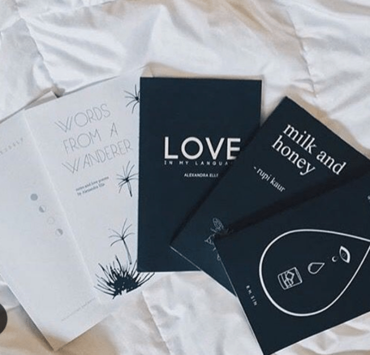 Looking for a poetry collection to read this summer? Try one—or all—of these great publications!
