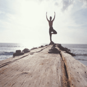 Some yoga positions can be challenging and best suited for certain occasions, but here are a handful of simple yoga positions that are perfect every day!