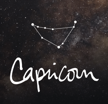 Capricorn, known as the goat of the zodiac is the 10th astrological sign! Capricorns are strong-headed, goal-oriented and successful individuals.