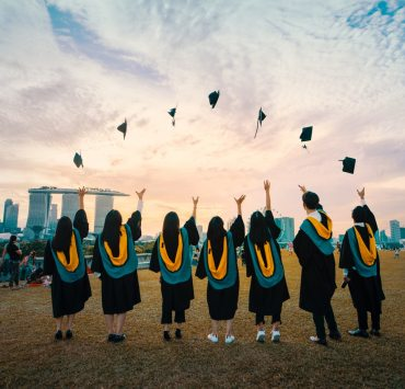 Your graduation can be an exciting but terrifying time. That's why you need a bunch of graduation songs to cheer you up and give you the right energy!