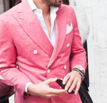 Here are ten different male celebrities that have worn pink and looked pretty great - get some inspo, guys! Pink is amazing!