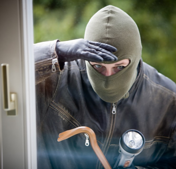 I Got Burglarized And Managed To Have The Burglar Arrested