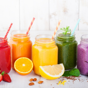 Here's some smoothie recipes that are summer must-haves to help you cool down in the heat and adding fruit to your diet - try them all!