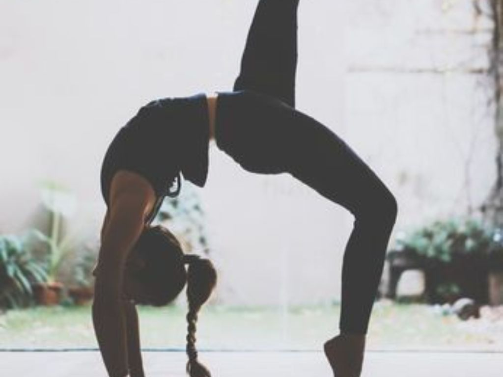 Yoga Poses For 2 Uk