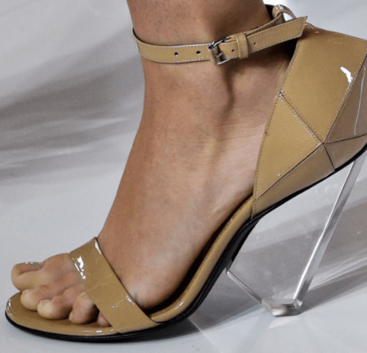 You either love or hate heels, but if you are interested in finding out more about the types of heels trending this 2019, you're at the right place!