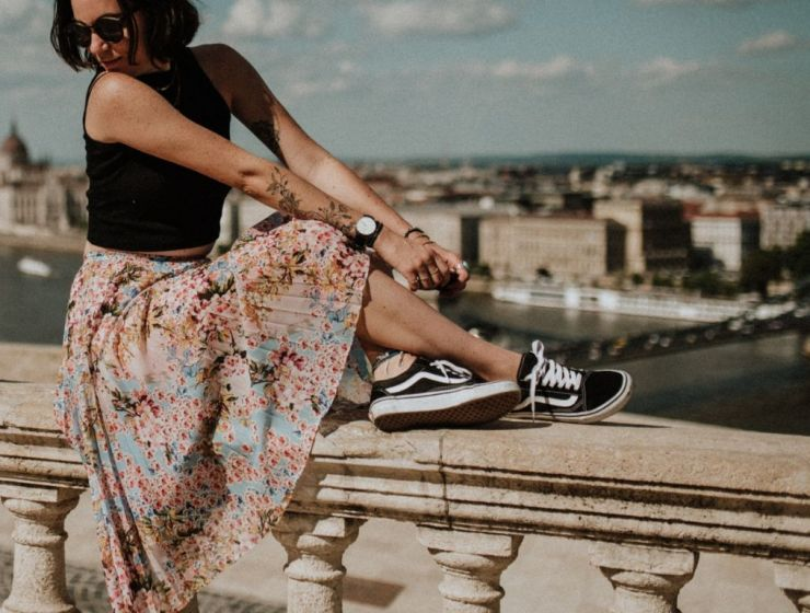 From luxury purchases to cheap staples, sneakers can easily be worn with any look as long as you're doing it right. Here are our staple sneakers!