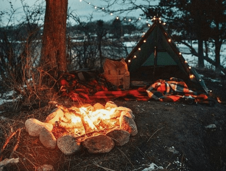 If you're a self-confessed girly girl, camping can still be quite daunting and terrifying, but we've made this list of 5 camping essentials to save you!