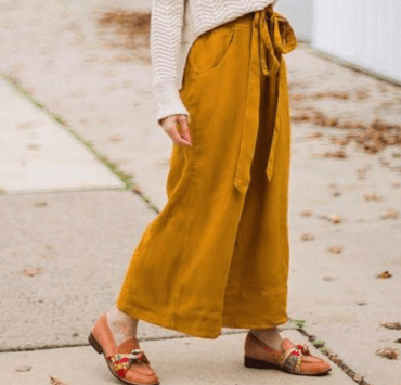 Culottes have been the must-have fashion piece of the last year. But as summer quickly approaches it's time to find some new pairs.