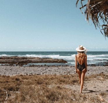 Choosing ethical fashion brands is one solution to a more sustainable world! Here are 5 sustainable swimsuit brands you need to check out.