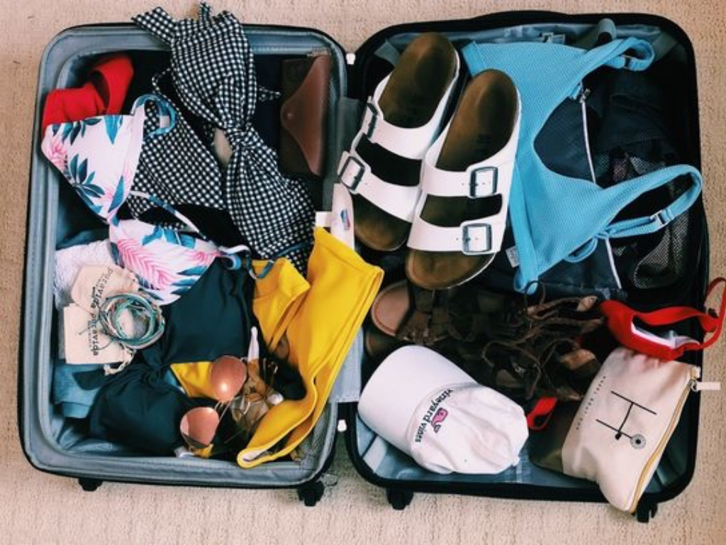 Packing a carry on for a month of travelling may sound like an impossible feat, but it's not! I did it last summer, and I did it well.