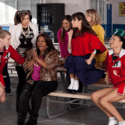 Glee had an amazing wardrobe and in many ways taught us how to dress as teens. tSo we will be looking at how the girls of Glee made us all more fashionable!