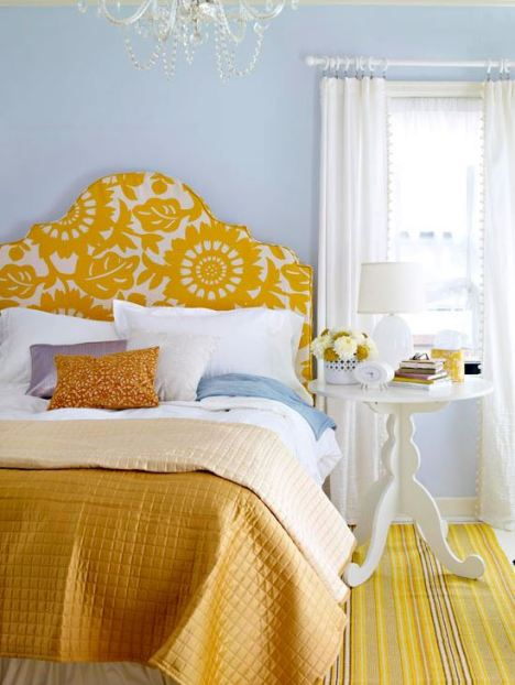 better homes and garden upholstered headboard how to