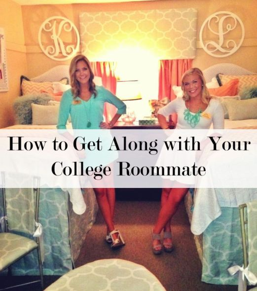 college roommates