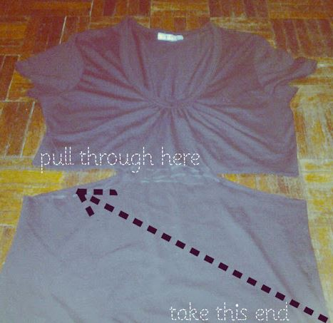DIY Shirt Dress (With a Twist)