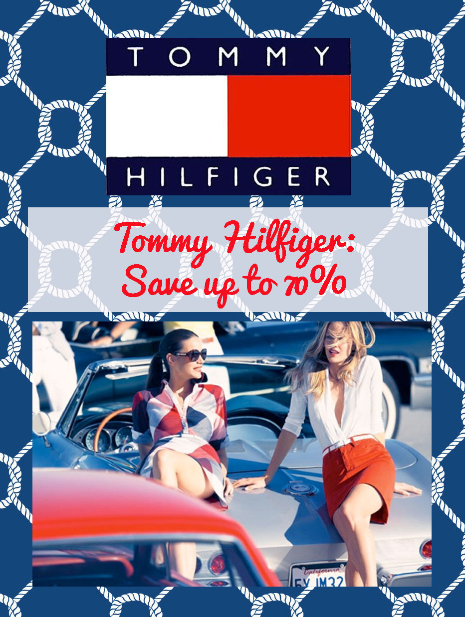 Tommy Hilfiger: Save up to 70%