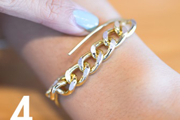 diy chainbracelet5