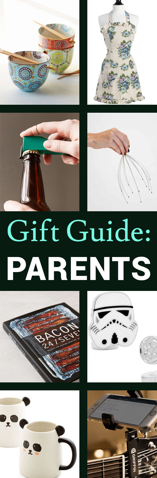 Gift Guide: Gifts for Parents