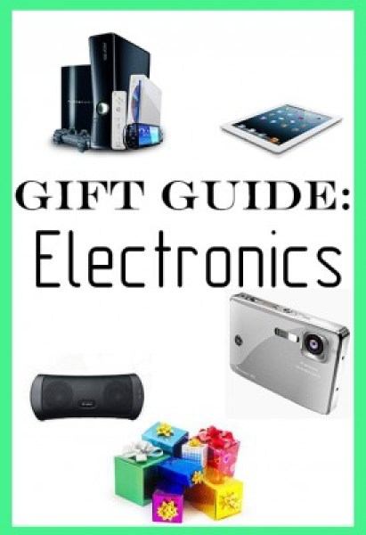 Gift Guide: Electronics