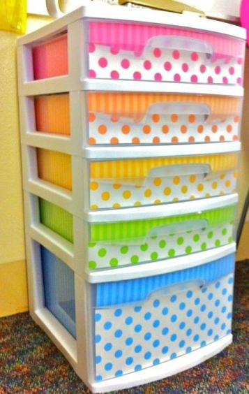 How to brighten a drab dorm room decorate storage