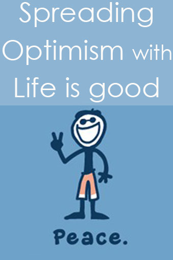 Spreading Optimism with Life is good - Society19