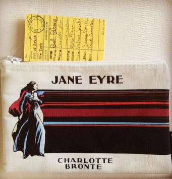 Gifts for Book Lovers- Jane pouch