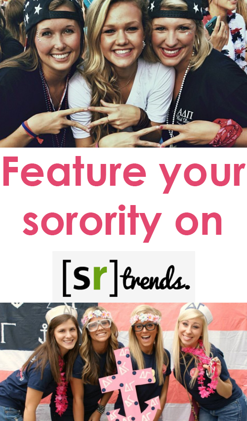Feature your sorority on SOCIETY19!