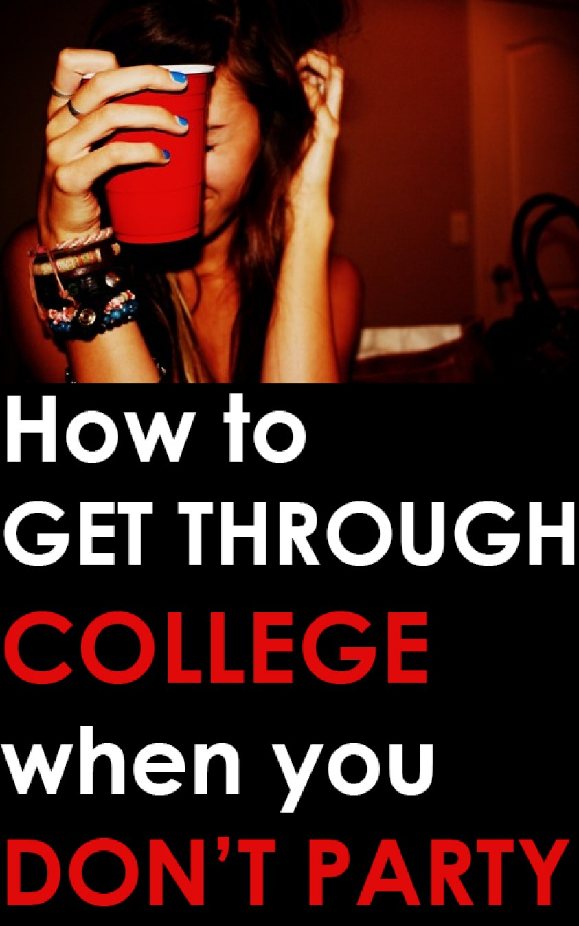 Get-through-college