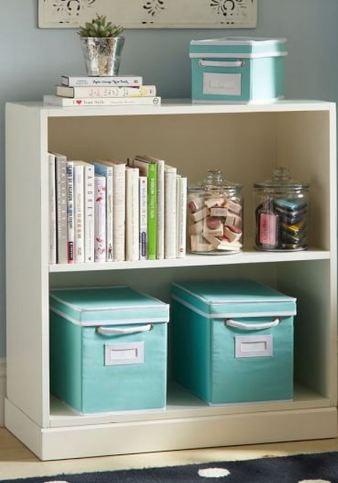PBTeen shelves