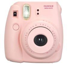 Best But Fujifilm instax mini 8 instant film camera pink