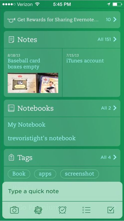 Get the Best Apps for College Students: Evernotes