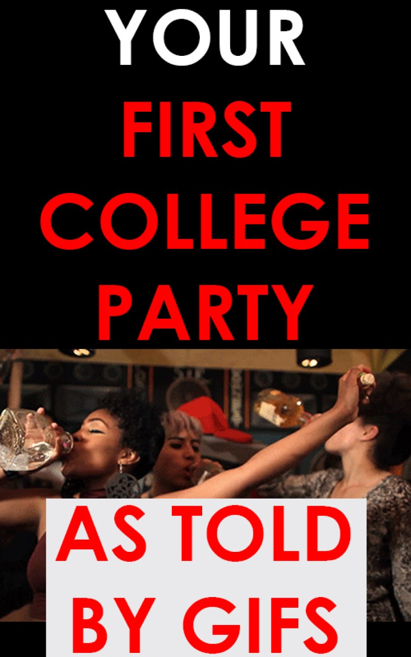 First-college-party